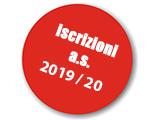 Iscrizioni a.s. 2019/20